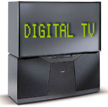 Digital TV!